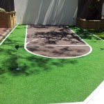 Sporting fields artificial turf