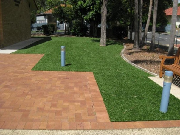 Commercial Synthetic Grass